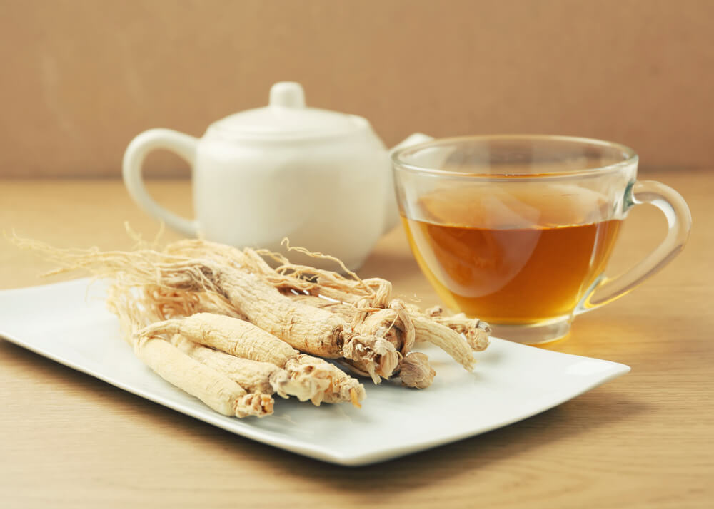 Use Ginseng Tea for Appendicitis