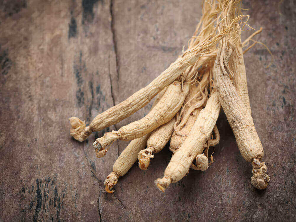 Ginseng for depression