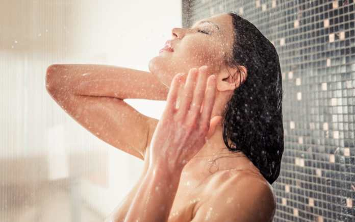 Hot To Cold Showering fro Hangover