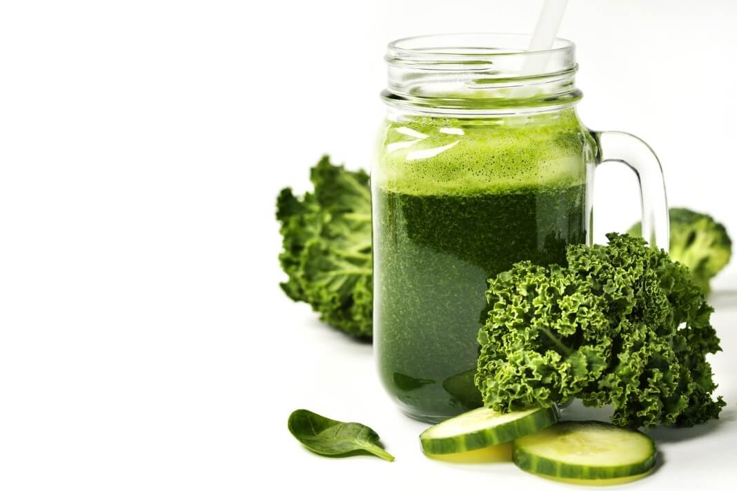 Benefits of Kale Juice for cancer