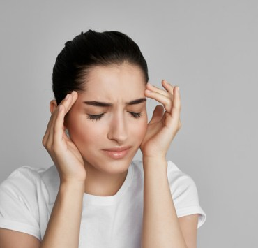 Acupressure for Headache