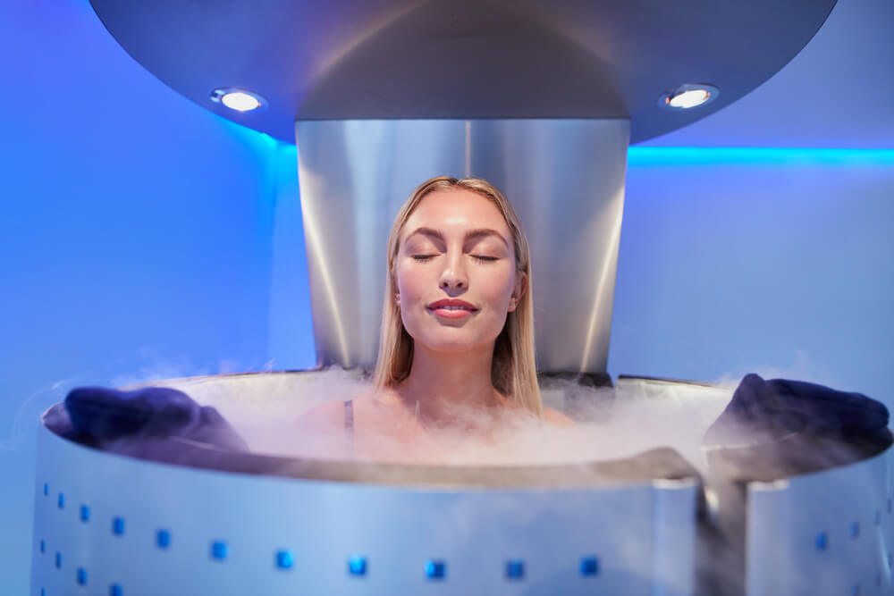 Cryotherapy Session for Weight Loss