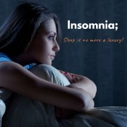 how to cure Insomnia