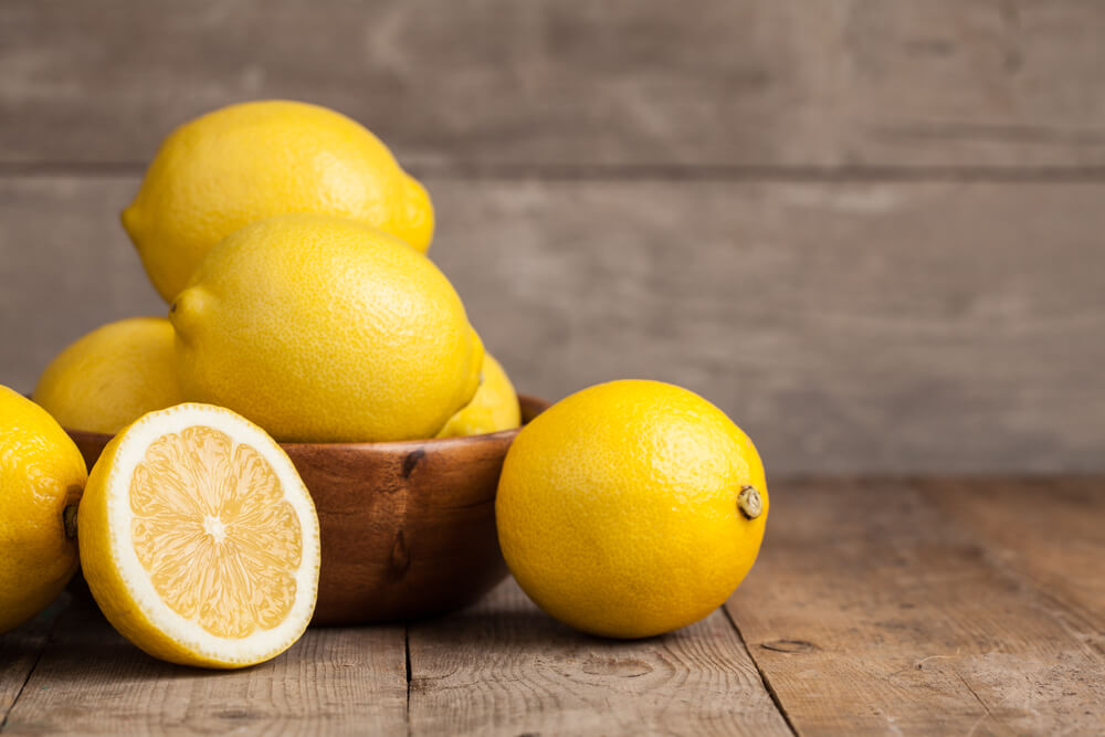 Lemon for Diarrhea Treatment