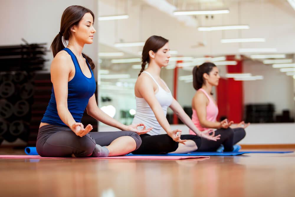 Meditation Induce Weight Loss
