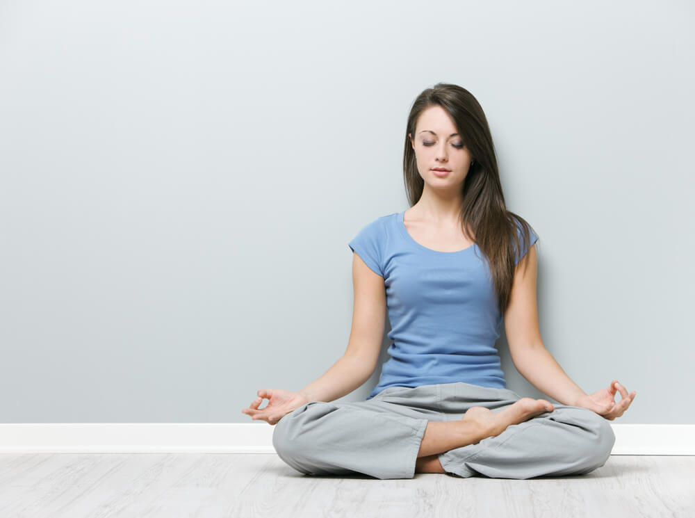 Meditation for Weight Loss at Home