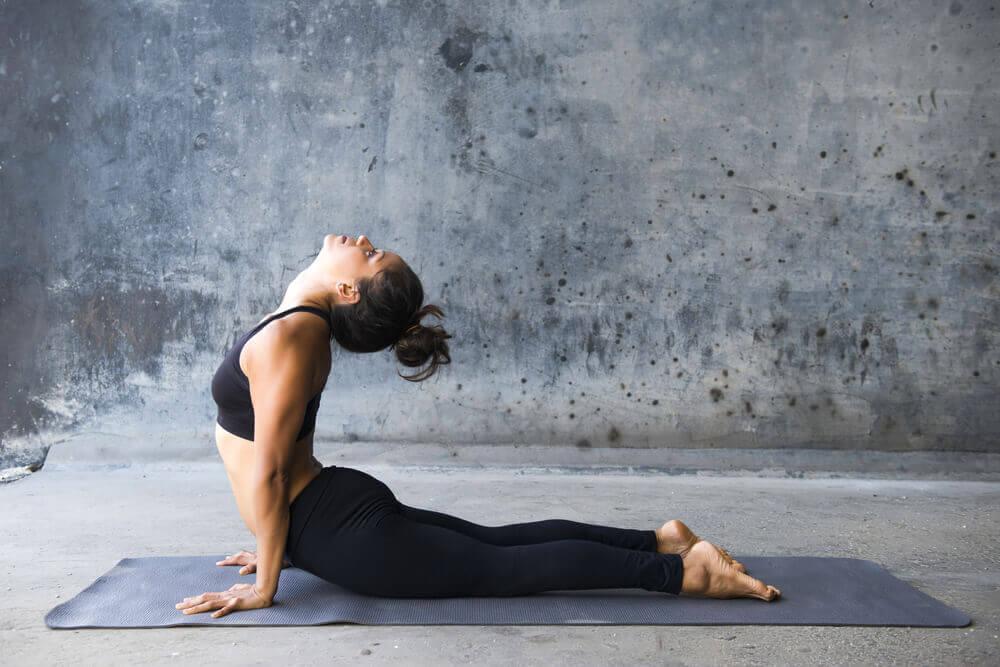 Osteoporosis Practice Yoga