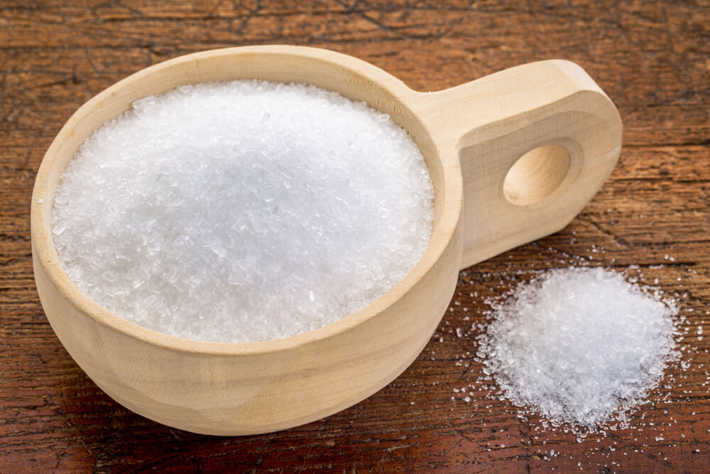 epsom salt for ringworm