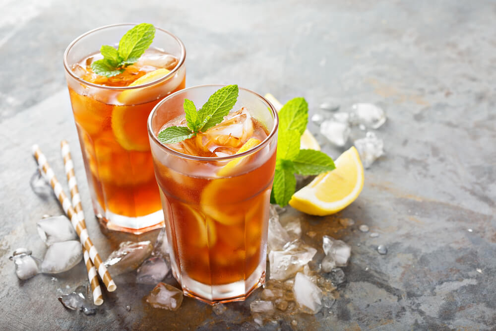 iced tea for health