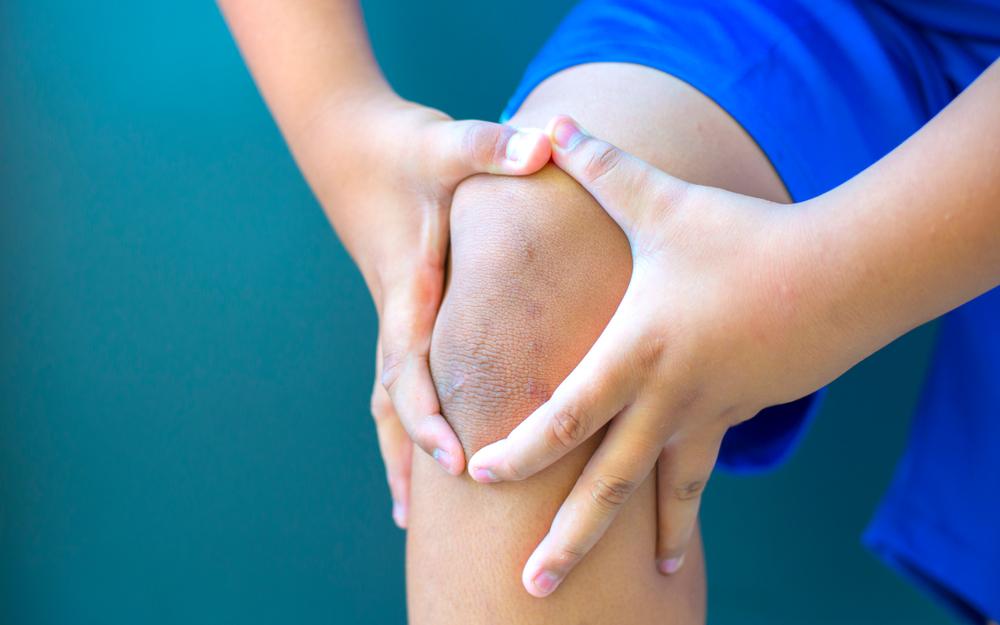 KT tape for knee pain