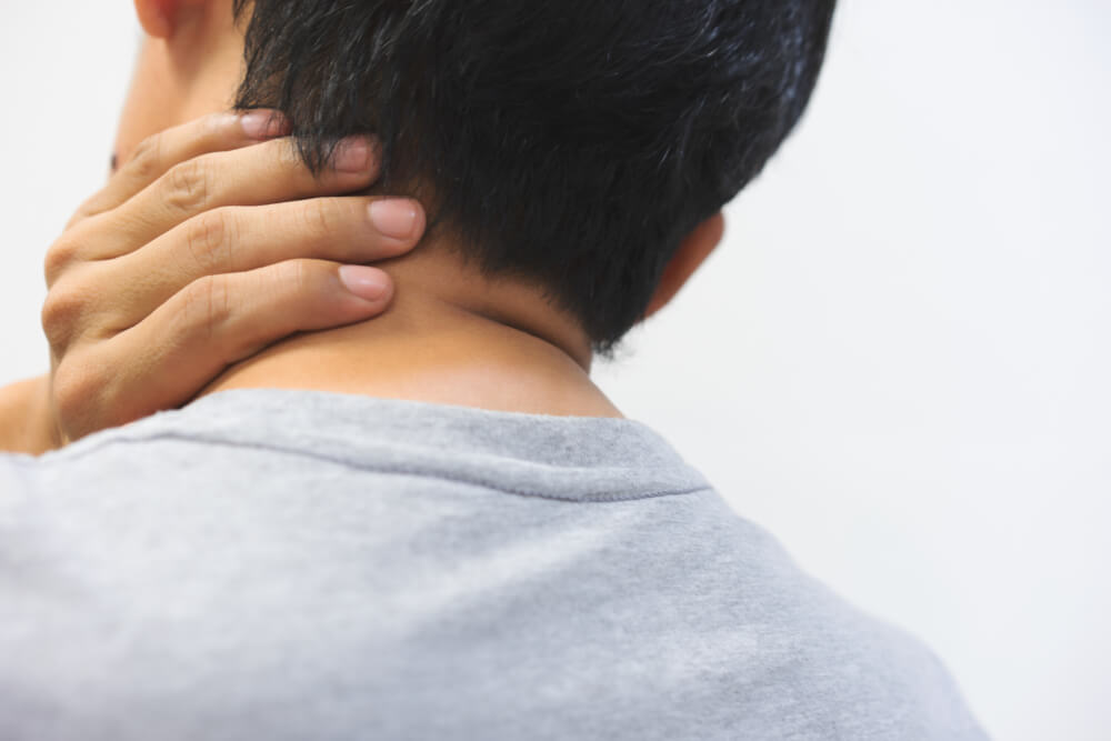 neck pain acupuncture