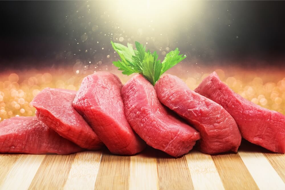 red meat for anemia