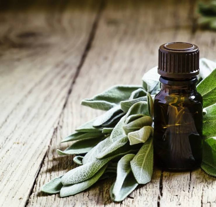 sage essential oil benefits