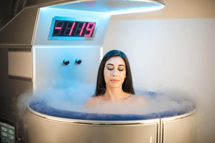 Take Cryotherapy for Weight Loss