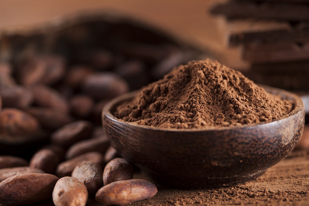 Benefits of Black Cocoa Powder