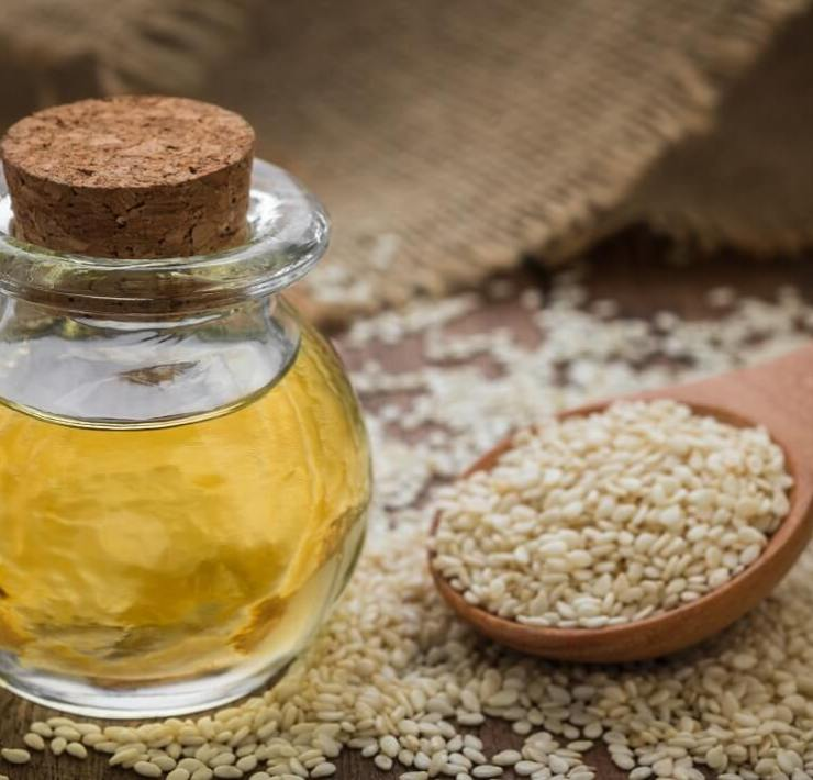 Benefits of Sesame Oil.