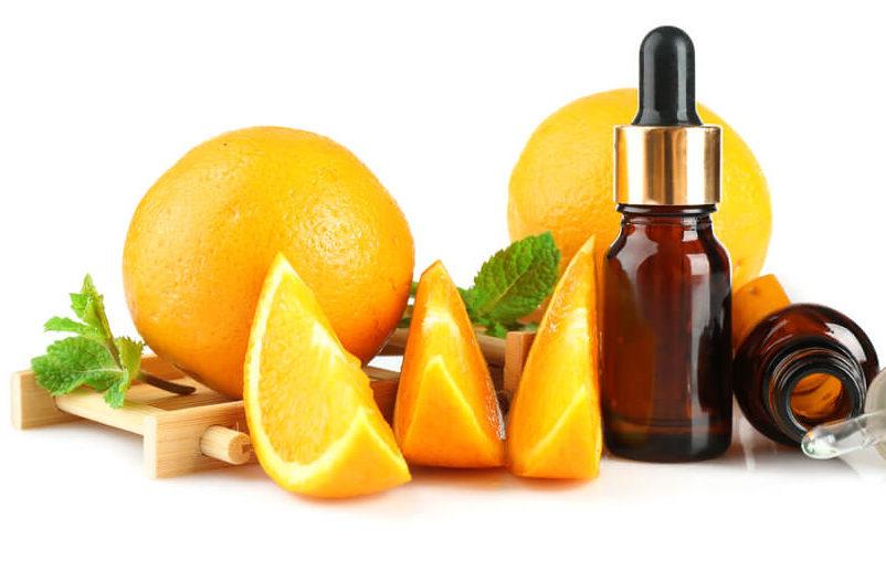 lest of Citrus Oils