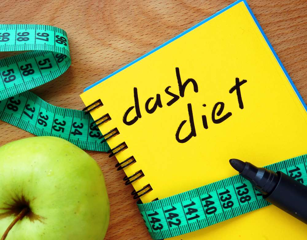 DASH Diet for healthy eat