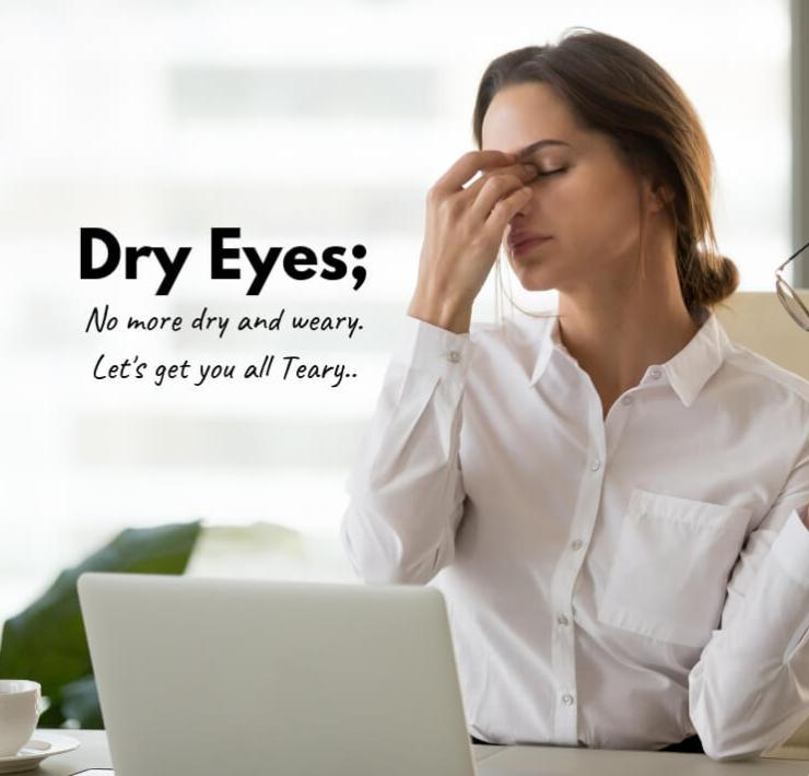 how to cure Dry Eye
