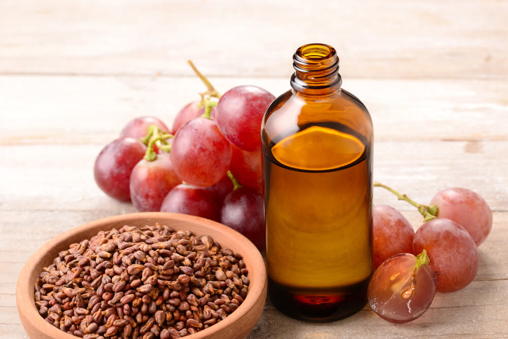 Grapeseed Oil benefits