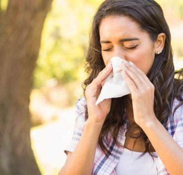 honey for allergies