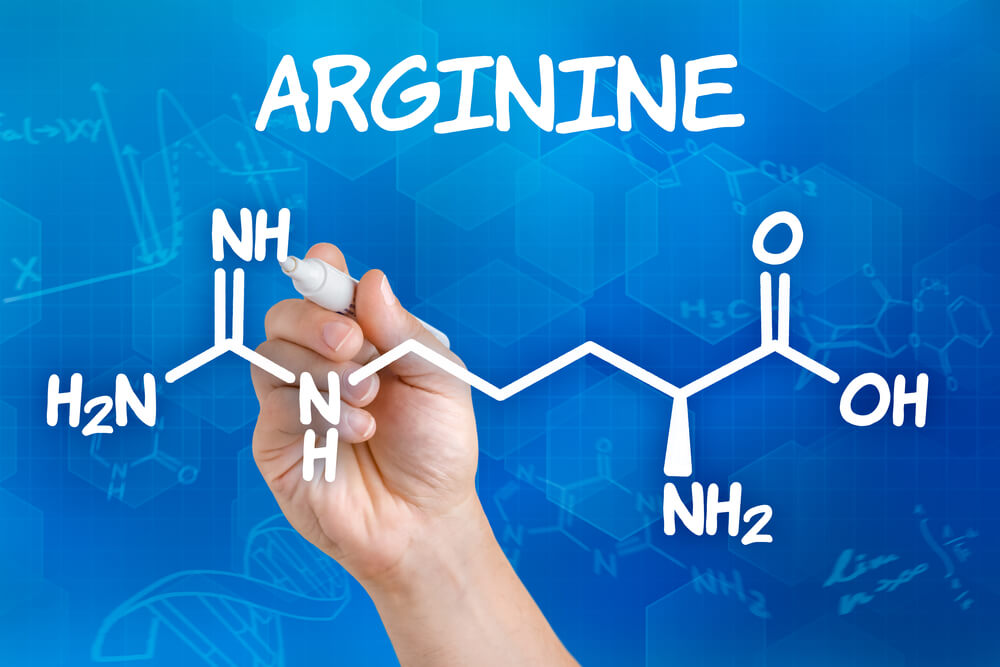 arginine benefits
