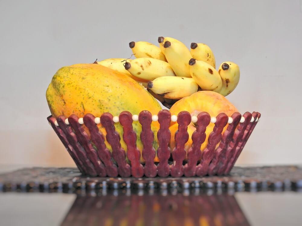 Banana and Papaya