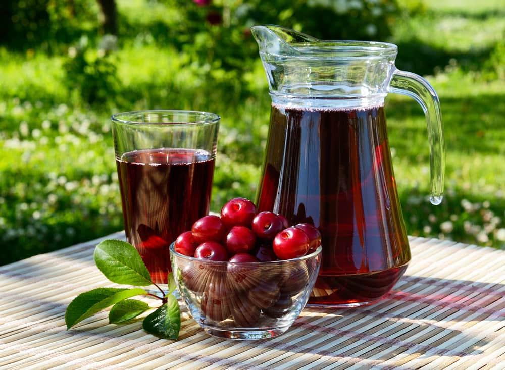 Benefits of Cherry Juice