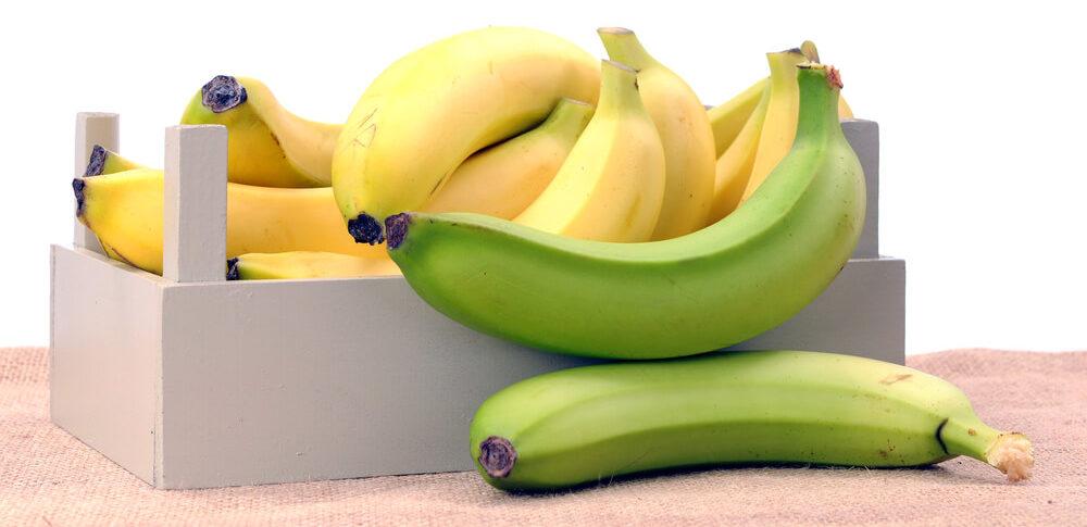 Ripe or Unripe Banana