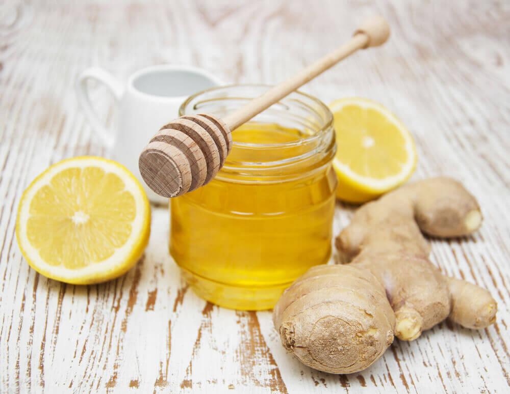 Honey, Lemon, and Ginger