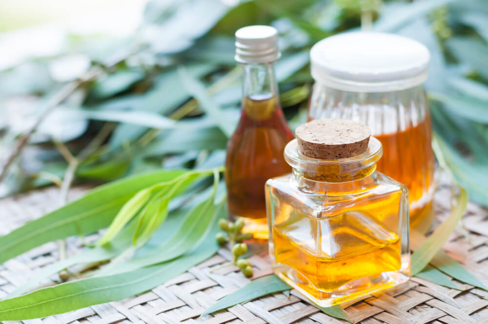 essential oils for stye