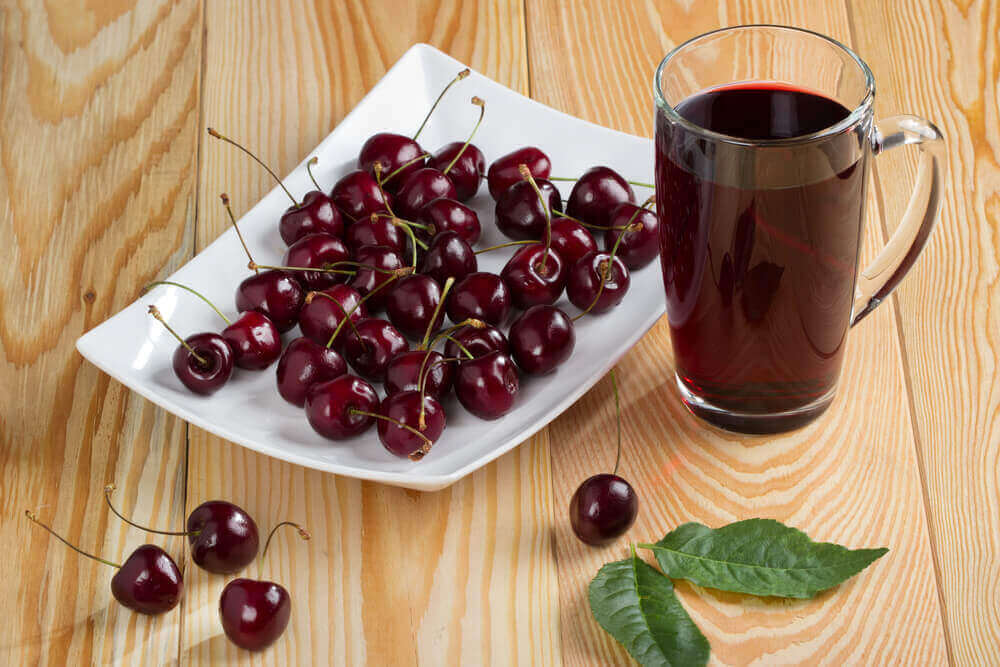 Tart Cherry Juice for Gout
