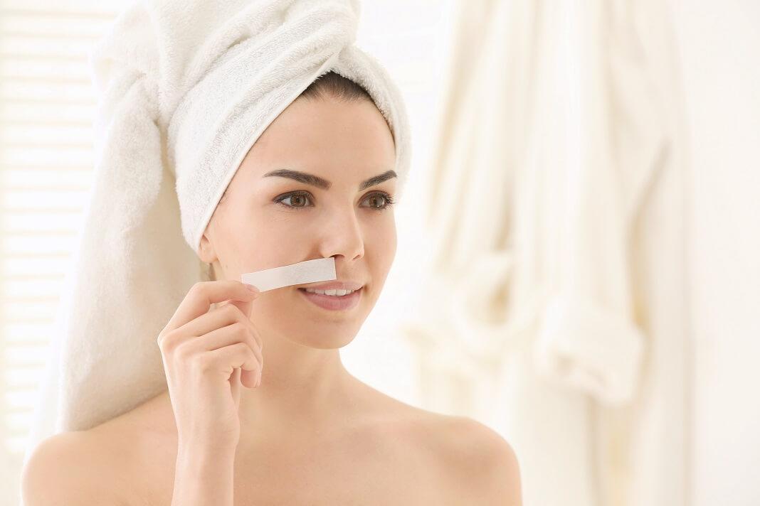 Turmeric for Facial hair removal