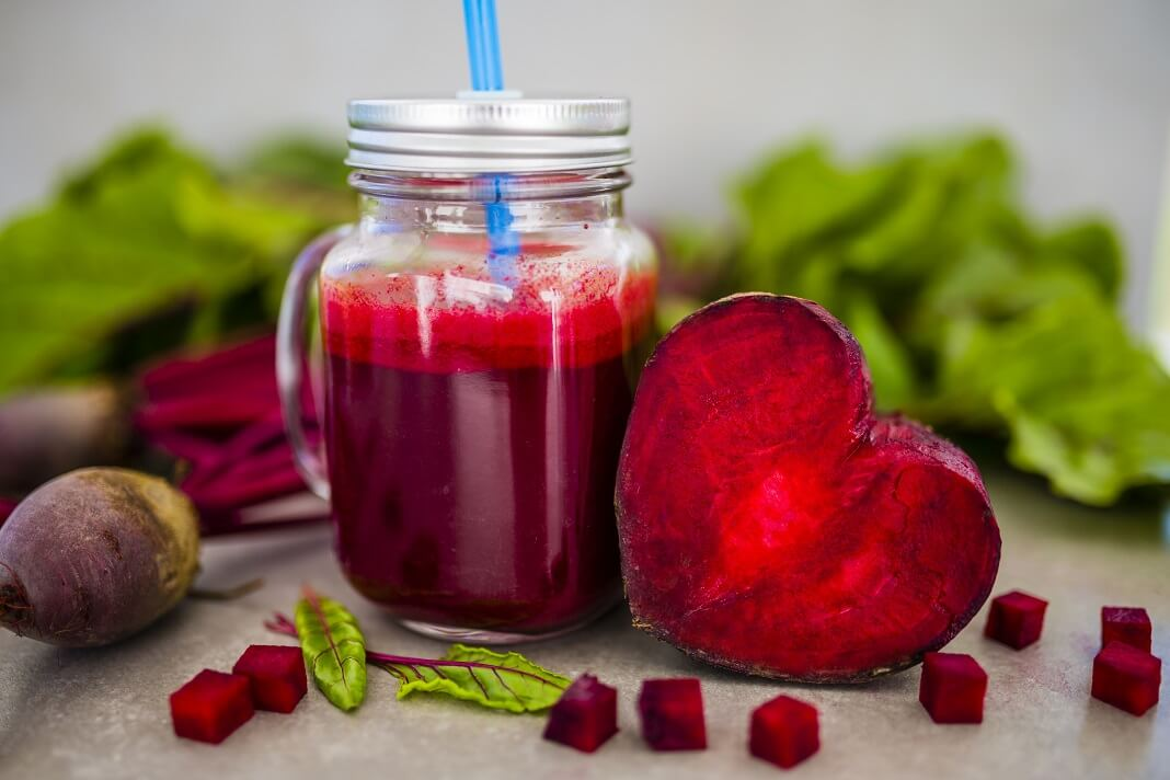 beetroot juice benefits