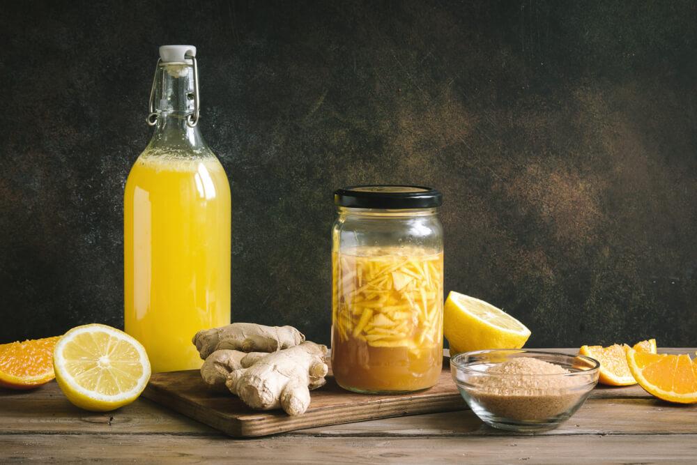 ginger bug recipe