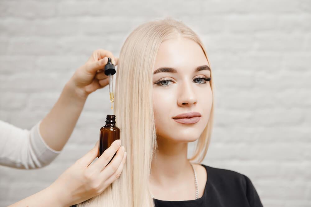 Castor Oil for Hair Loss
