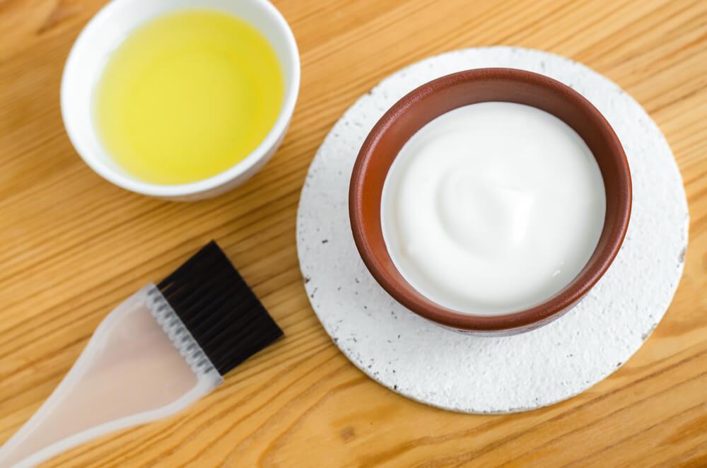 Olive Oil and Yogurt