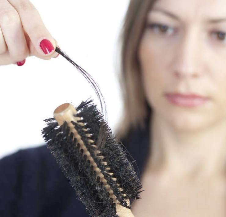 Vitamin E for hair loss