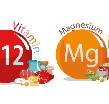 b12 & magnesium