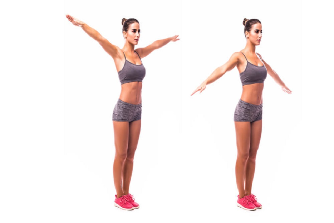 circling arm exercise