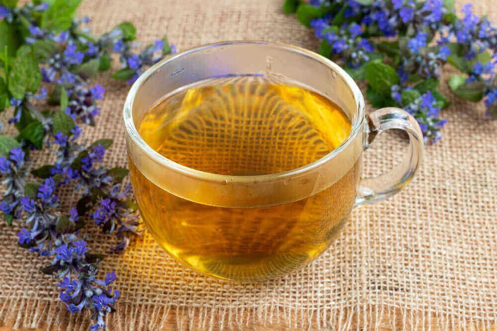 Bugleweed Tea