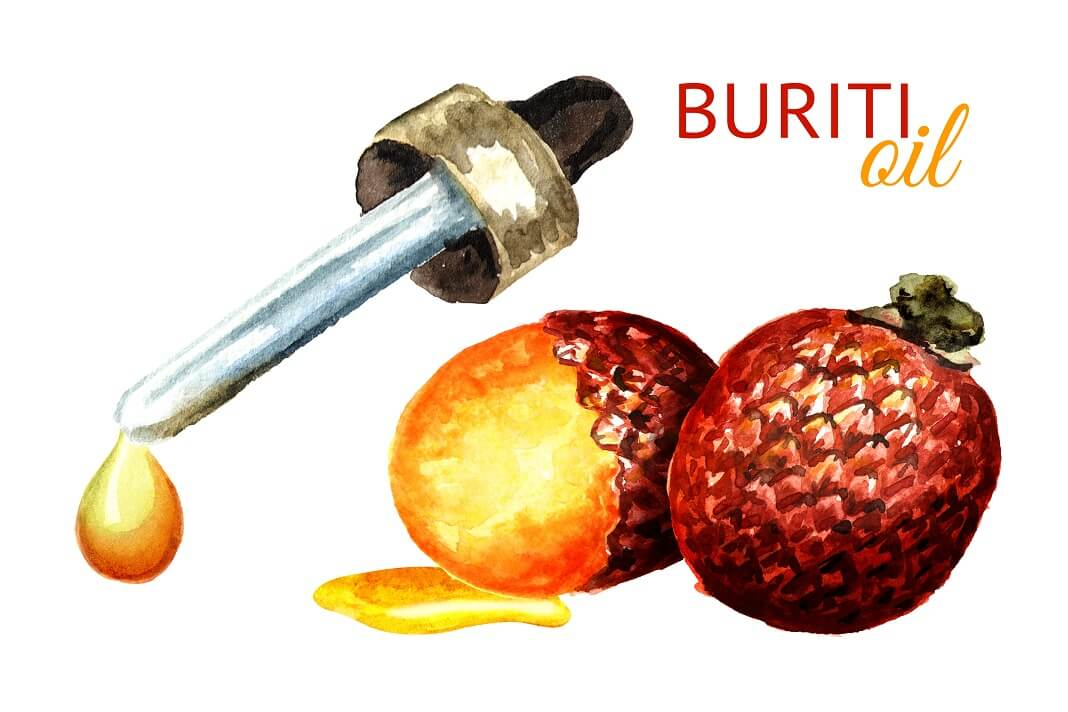 benefits of buriti oil