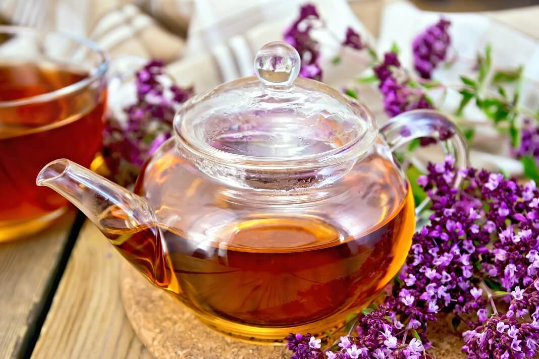 benefits of Oregano Tea