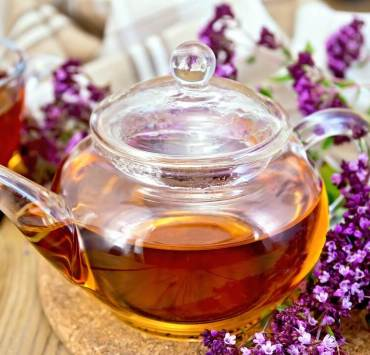 benefits of Oregano Tea