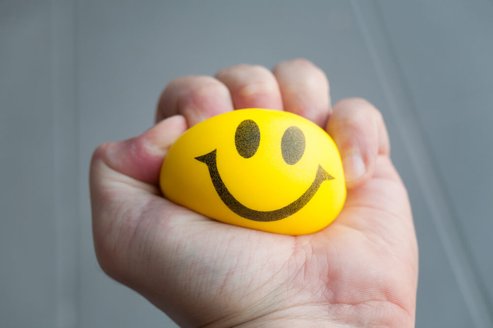 Stress Ball Squeeze