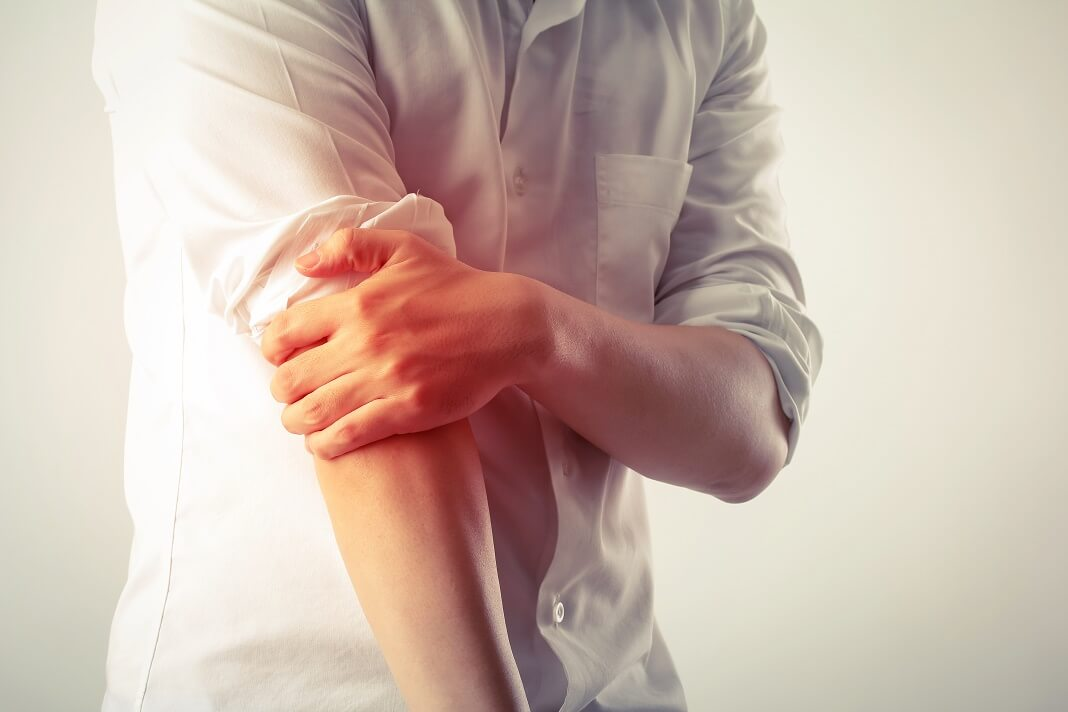 essential oils for tendonitis