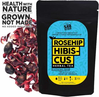Rosehip Hibiscus Tea