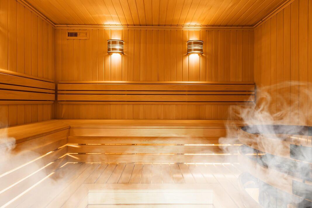 benefits of steam room
