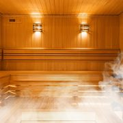 benefits of steam room