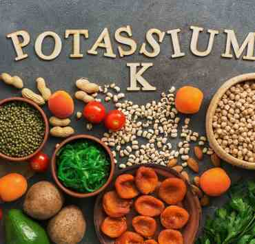 low potassium foods